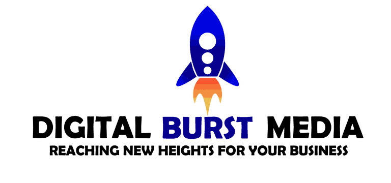 Digital Burst Media Logo