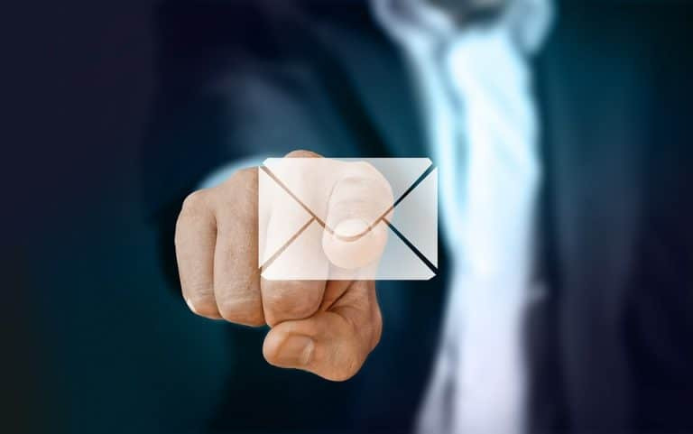 Email Marketing Website